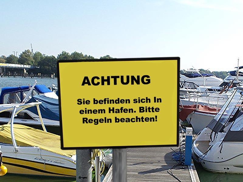 Hafen Regeln